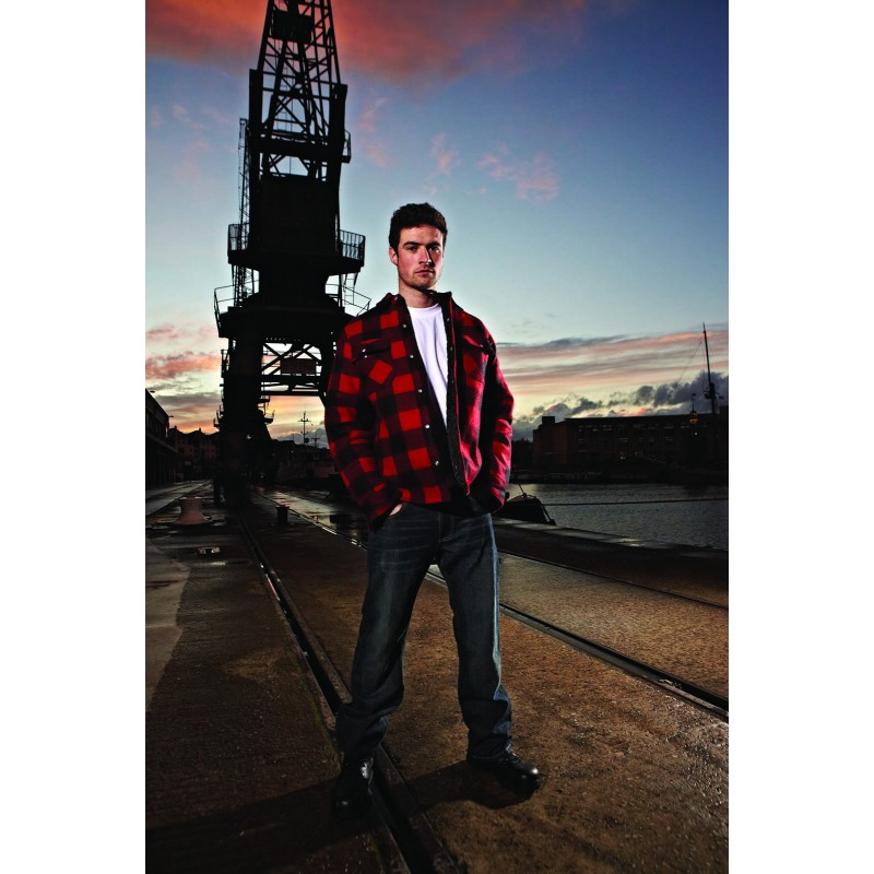 Dickies Chemise canadienne Portland homme Chemises Homme